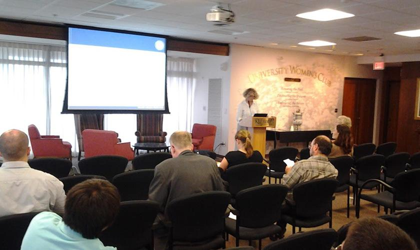 In August 2012 KU hosted the three-day international conference of the Slavic Linguistics Society